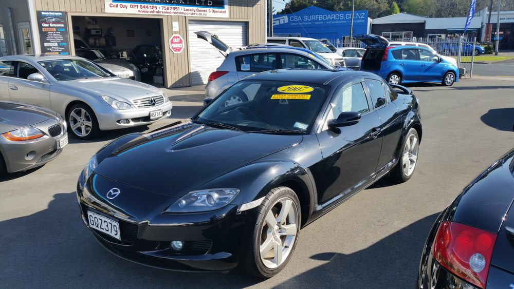 Mazda Rx8 1 3 Rotary 6 Speed Manual 2007 15 990 Or 135