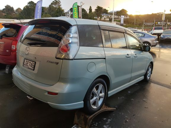 2006 Mazda Premacy 7 Seater People Mover Ready For The